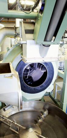 Tostador Torrefactor CN con azúcar