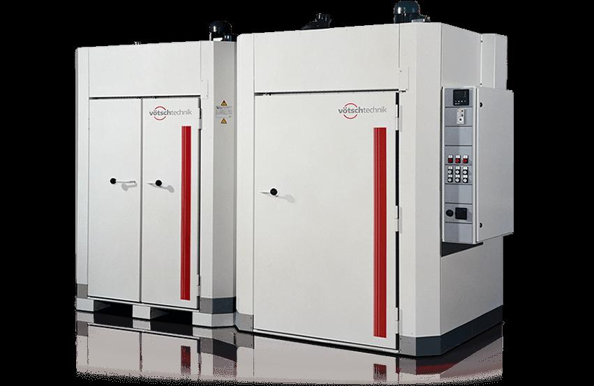 Industrial ovens HeatEvent